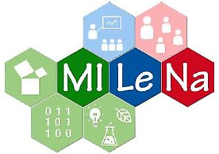 Logo: MILeNA