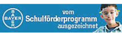 Logo Bayer Schulförderprogramm