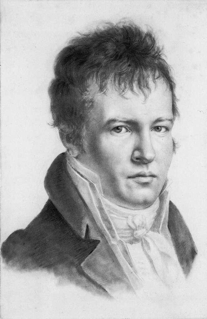 Bild Alexander von Humboldt