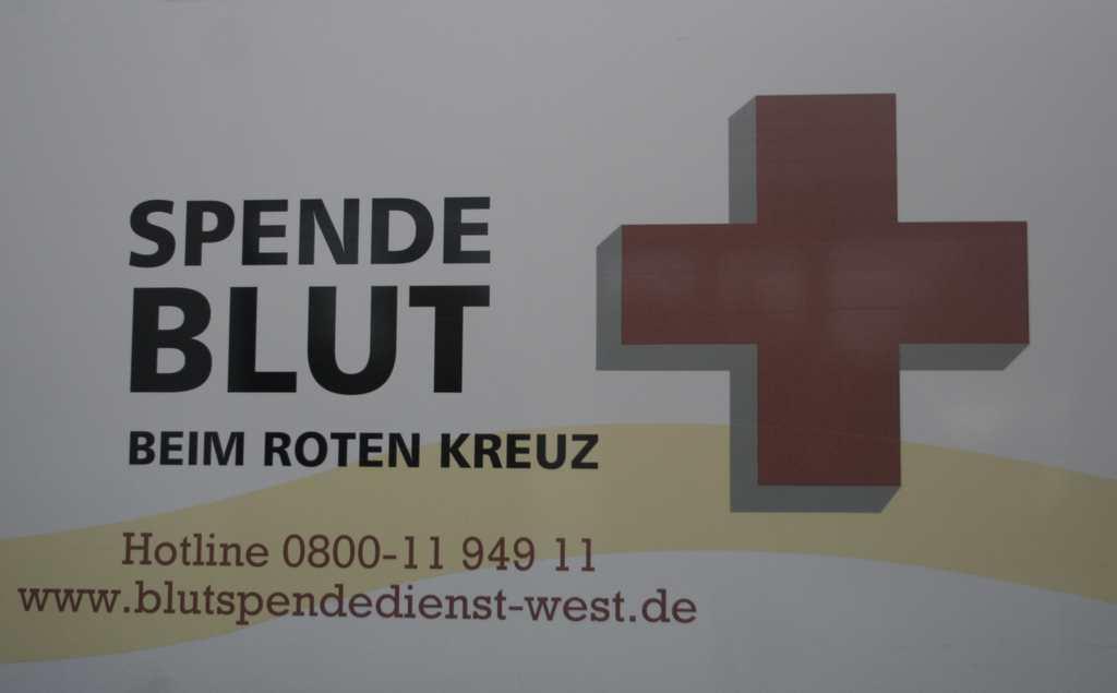"""""""Wende durch Blutspende?"""" – Blut spenden am AvH"""