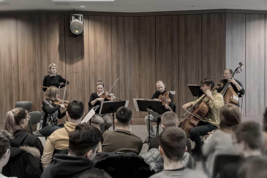 Wundervolles Konzert der DKN am Humboldt am 16.12.19