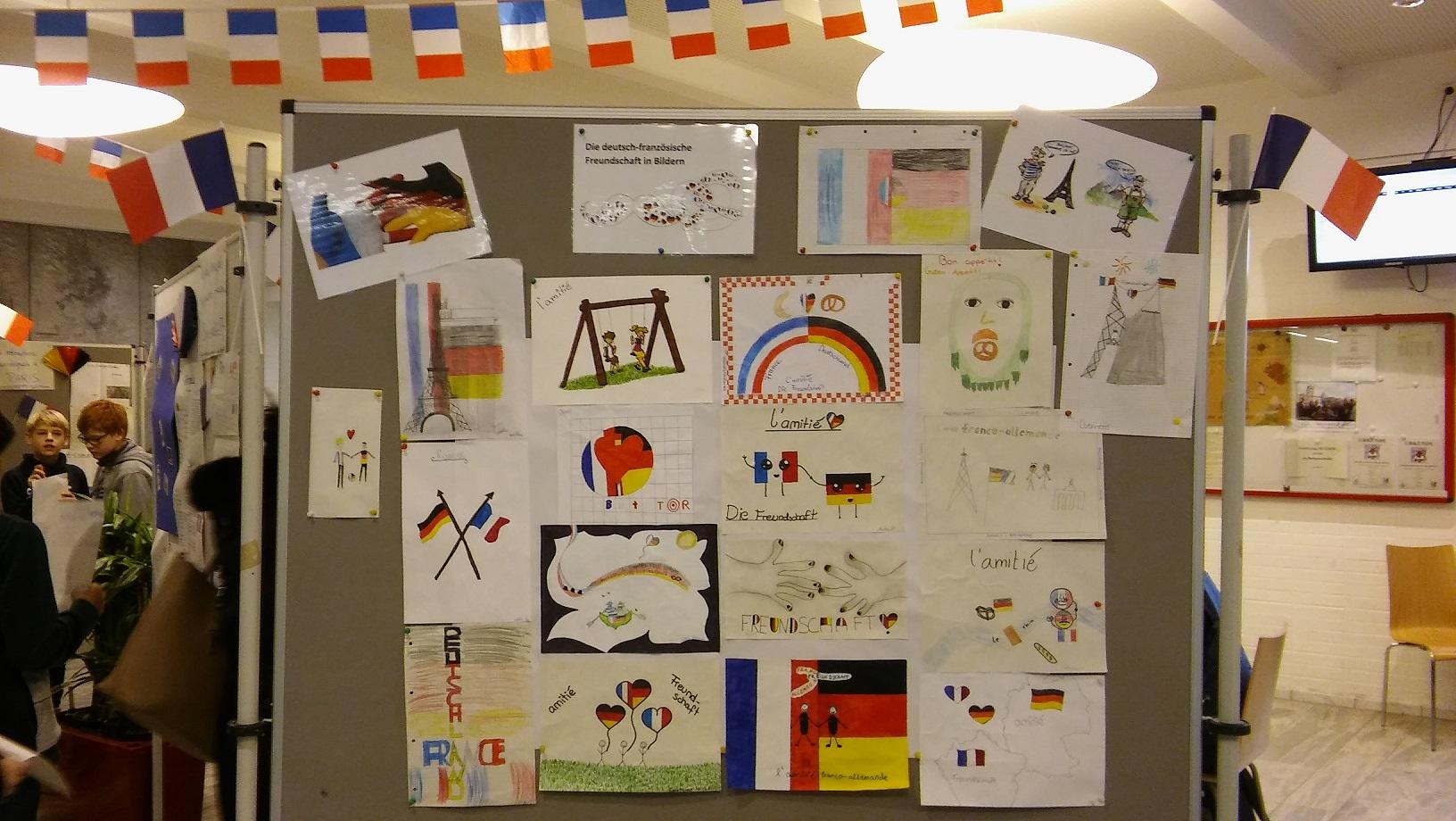 Einladung zum Deutsch-Französischen Tag am AvH
