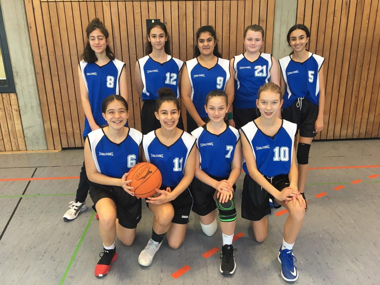 Basketballturnier der Schulen