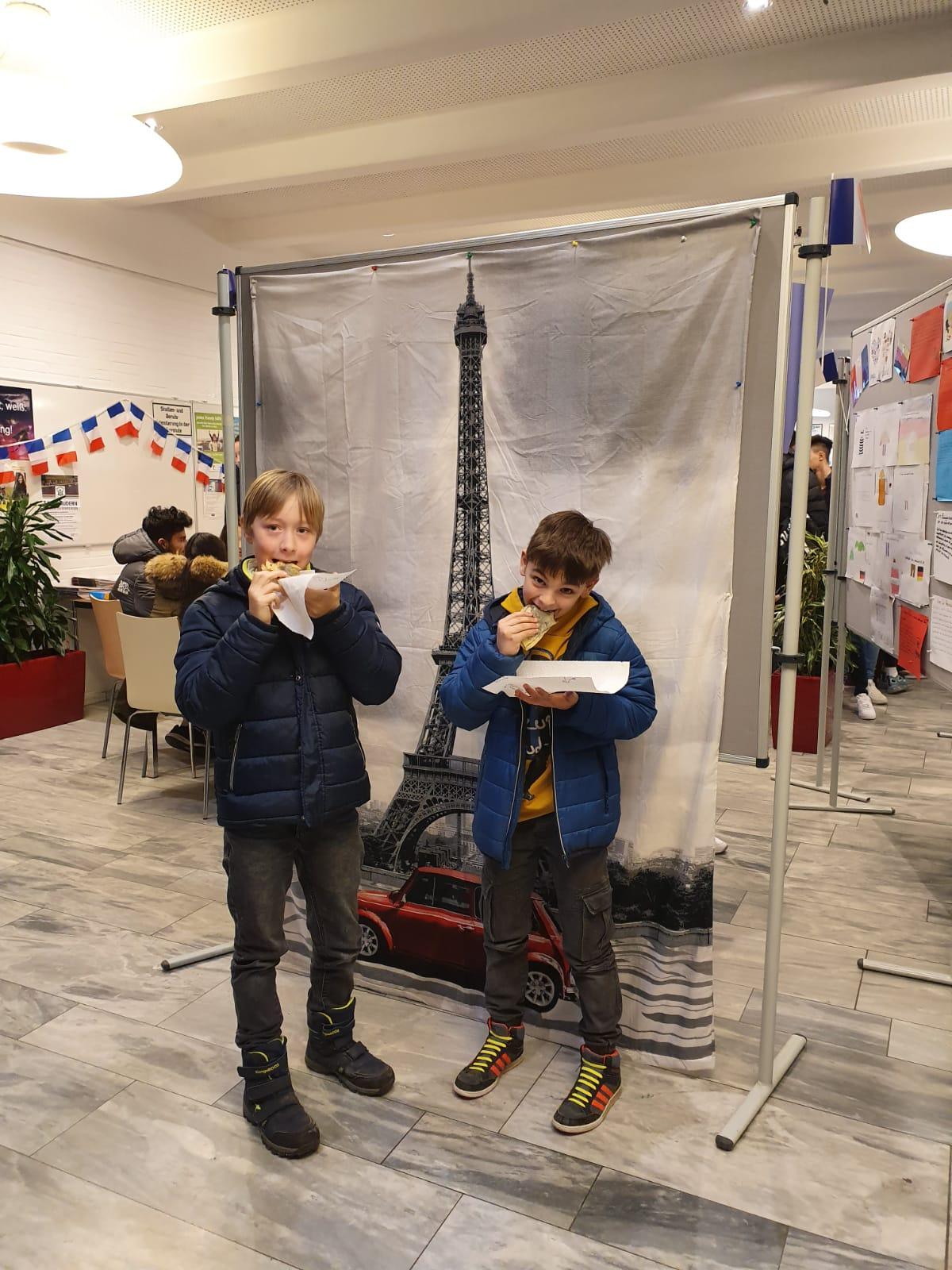 Zum 5. Mal feierten wir die deutsch-französische Freundschaft!