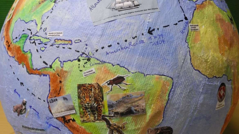Humboldt-Projekt des Jahrgang 5
