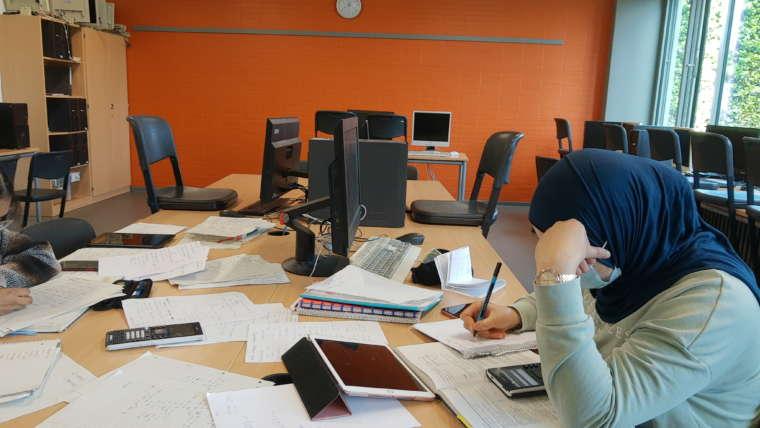 Lernen in Distanz – Lernen in unserer Studyhall