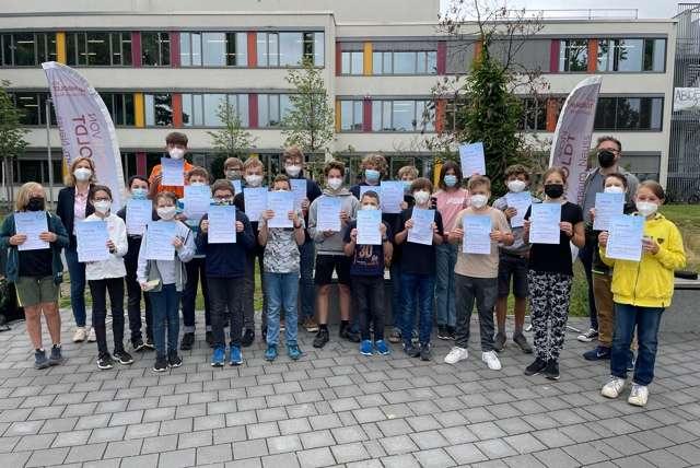 Heureka-Wettbewerb 2020/21 – Humboldt räumt ab!